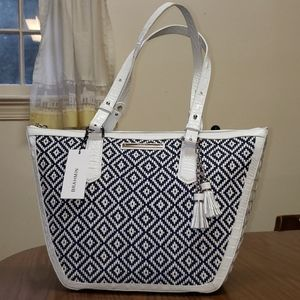 Brahmin Shoulder Tote Bag